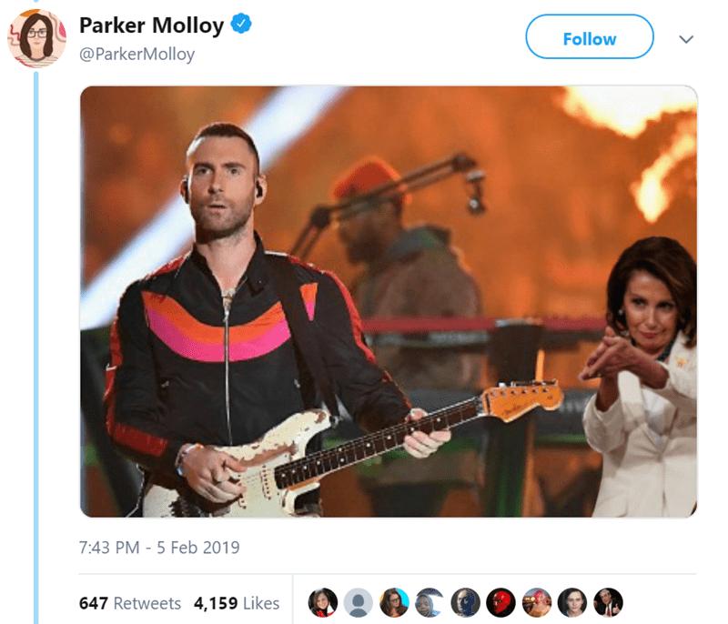 Music - Parker Molloy Follow @ParkerMolloy 7:43 PM - 5 Feb 2019 647 Retweets 4,159 Likes