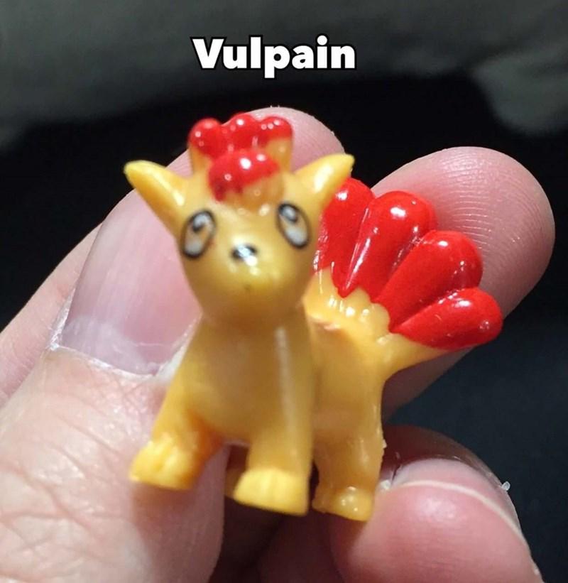 Toy - Vulpain