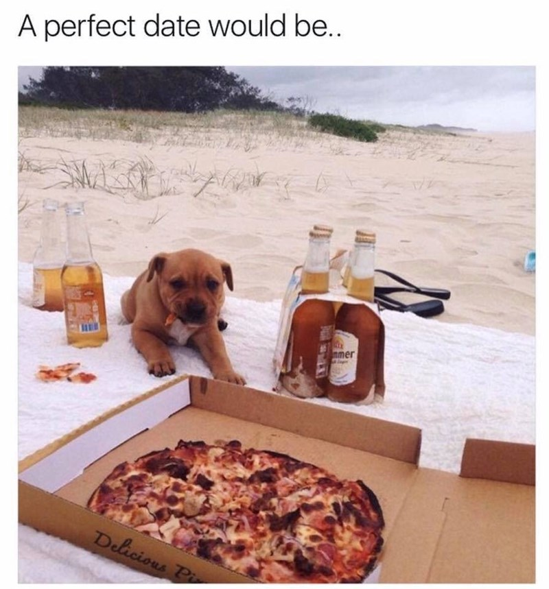Cuisine - A perfect date would be. mmer Delicious P