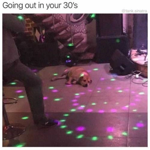 Purple - Going out in your 30's @tank.sinatra