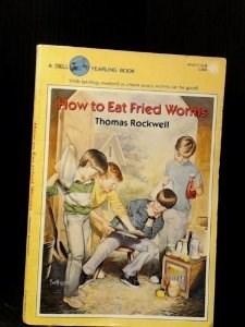nostalgia - Text - ow to Eat Fried Woris Thomas Rockwell
