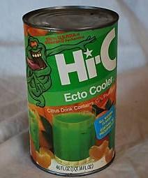 nostalgia - Tin can - HiC Ecto Cooker Ctus Drink Conta 46FL FLO