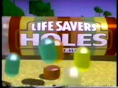 nostalgia - Games - LIFE SAVERS HOLES LAV