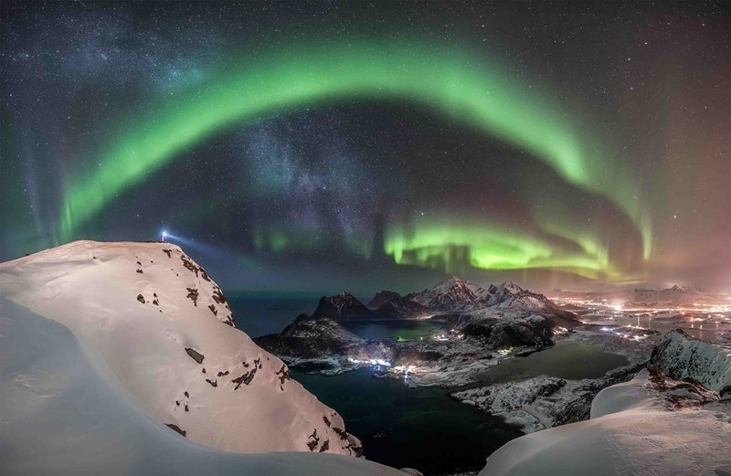 the 2019 winners for an astronomy photographer competition