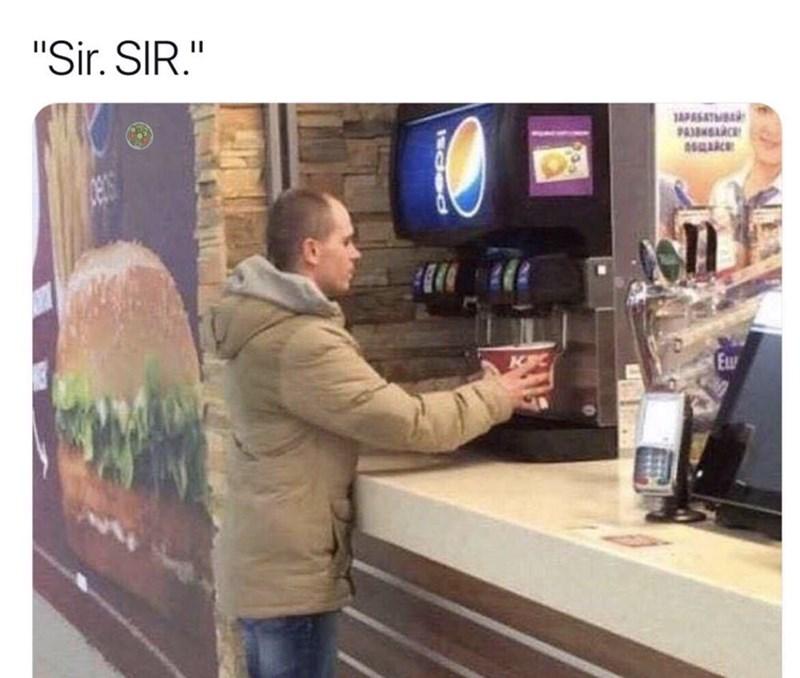 """Product - """"Sir. SIR."""" TAPASATMBAR PA RC Eu"""