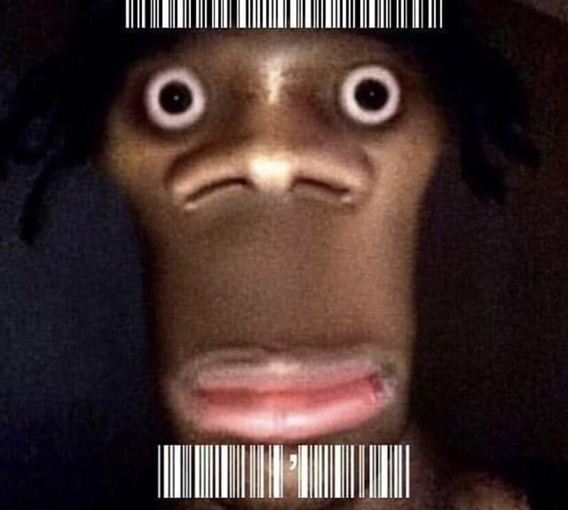 cursed image - Face - O F