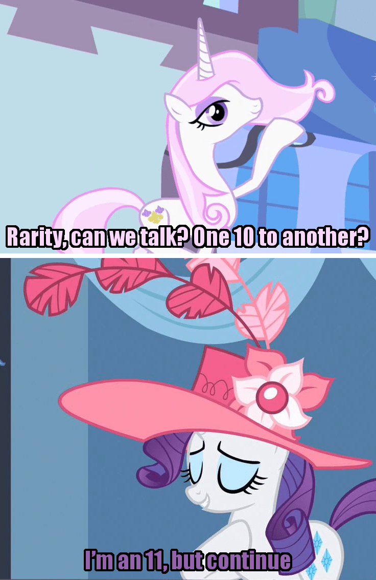 incorrect my little pony quotes 30 rock screencap fleur dis lee rarity sweet and elite - 9273321728