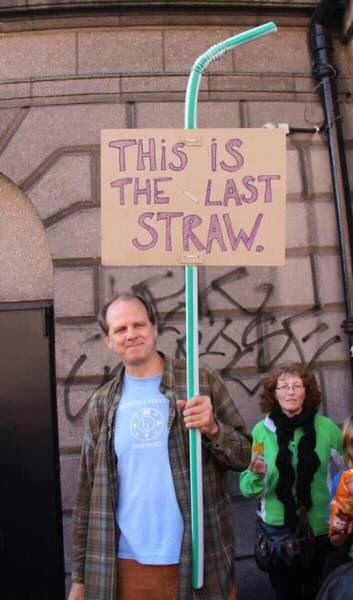 Event - THIS iS THE LAST STRAW.