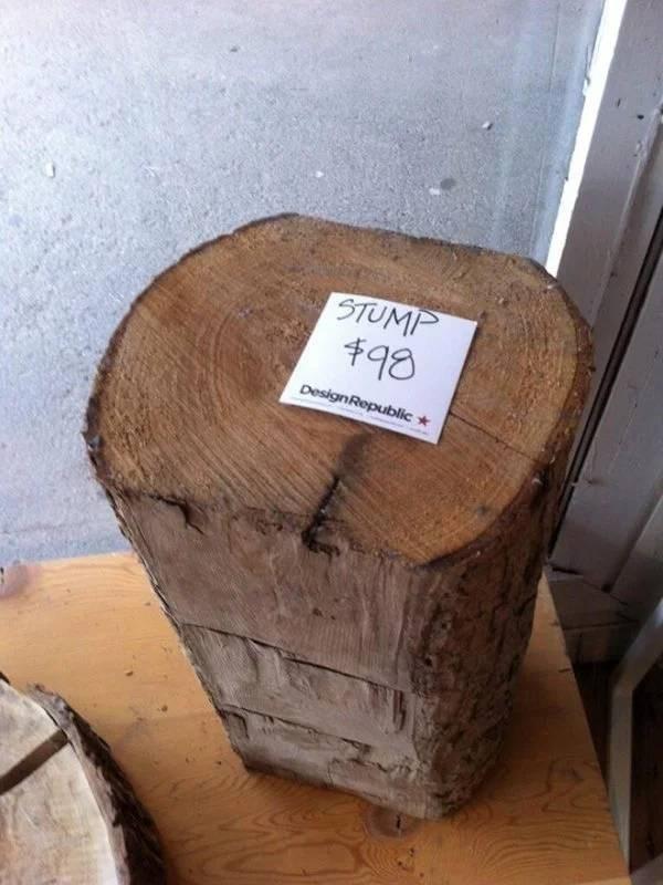Wood - 5TUMP DesignRepublic