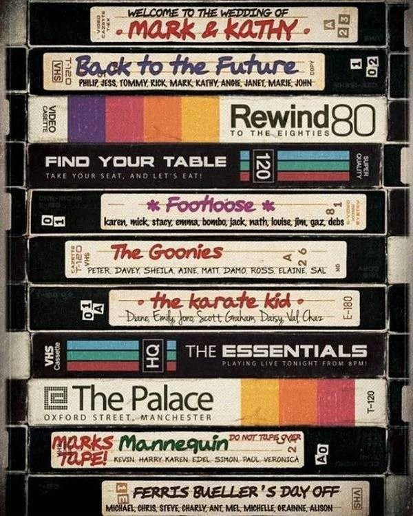 Pic of a bunch of video tapes