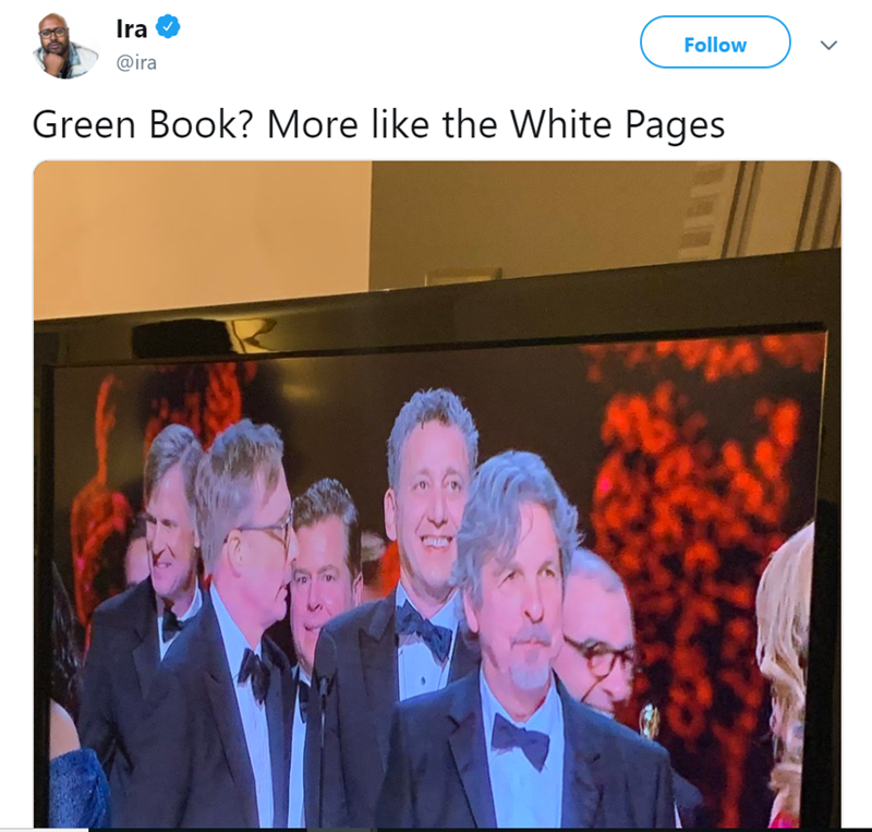 Product - Ira Follow @ira Green Book? More like the White Pages