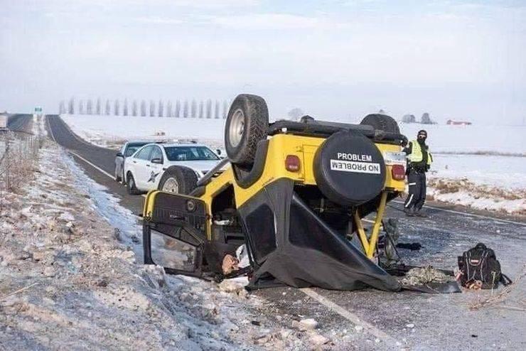 Vehicle - PROBLEM NO PROBLEM