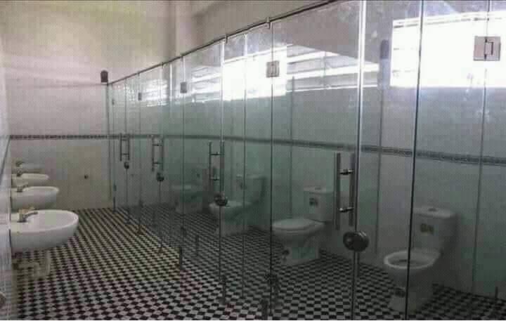 cursed_image - Bathroom - with clear windows
