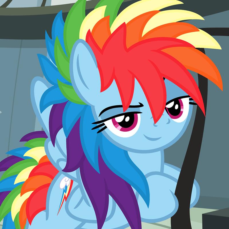 beavernator rainbow dash - 9275702784