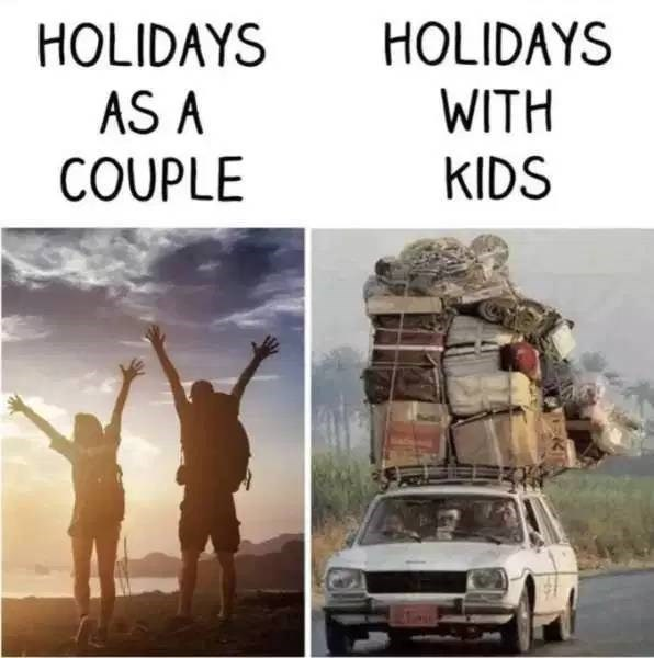 Motor vehicle - HOLIDAYS WITH KIDS HOLIDAYS AS A COUPLE