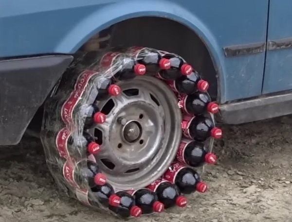 Tire - Lec Cola