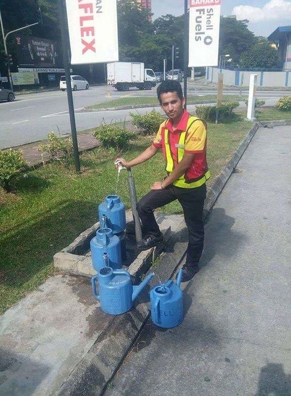 Transport - SATANGUALA Shell O Fuels AN FLEX