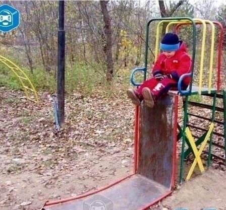 russia - - Playground