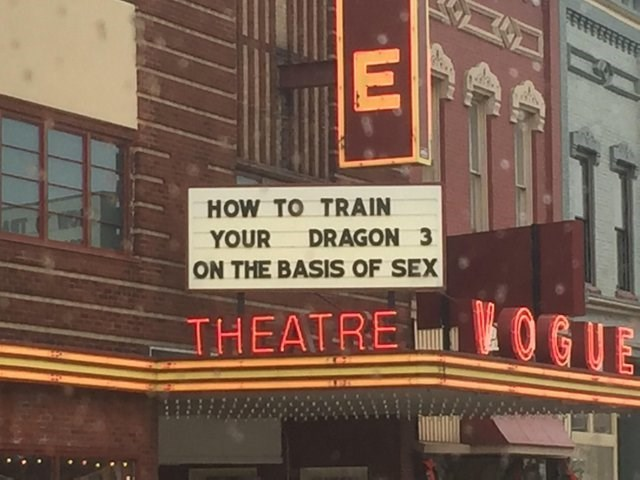 Font - EE E HOW TO TRAIN DRAGON 3 YOUR ON THE BASIS OF SEX THEATRE OGUE