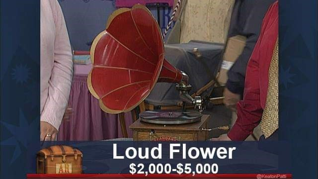 Chair - Loud Flower $2,000-$5,000 @KeatonPatti