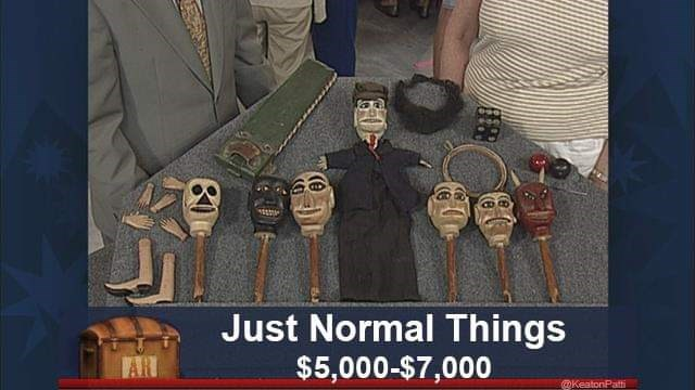 Games - Just Normal Things $5,000-$7,000 @KeatonPatti