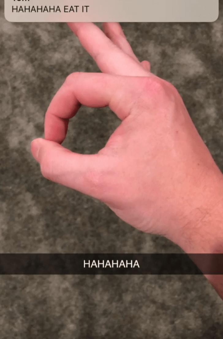 Finger - НАНАНАНА EAT IT НАНАНАНА