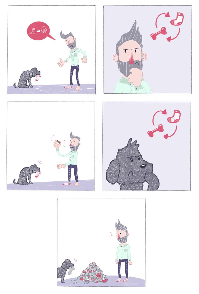 Cartoon - // \