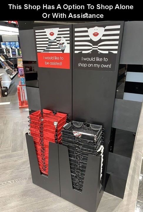 creative twist - Product - This Shop Has A Option To Shop Alone Or With Assistance Iwould fike to be assisted! I would like to shop on my own!