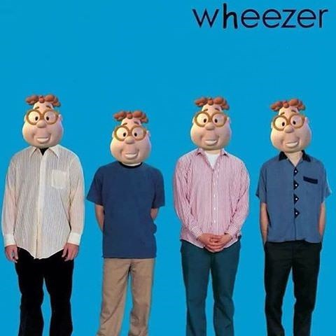 Cartoon - Wheezer