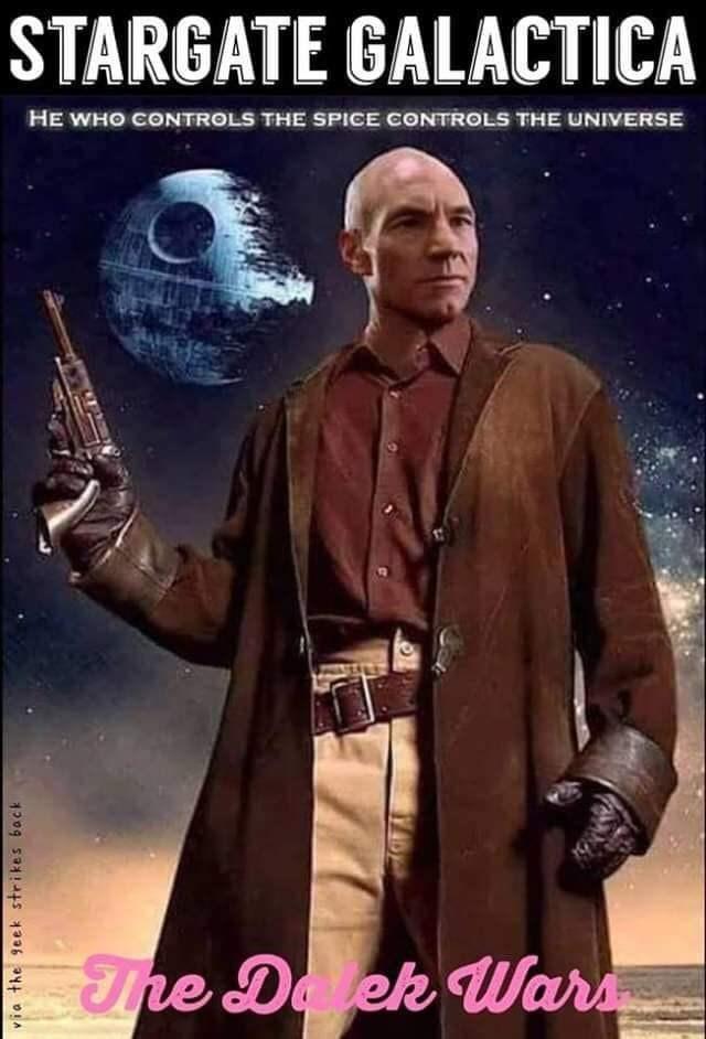 starwars meme about stargate galactica