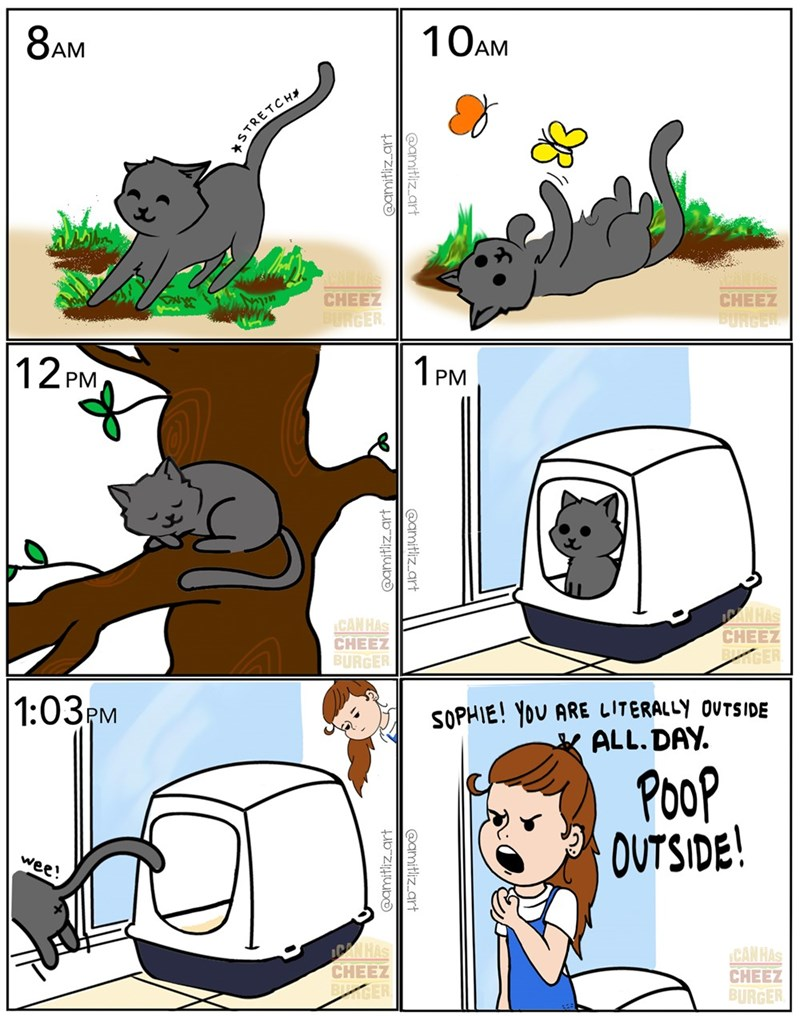 funny comic cat comics instagram comics lol funny cats comic Cats funny web comics - 9280760832
