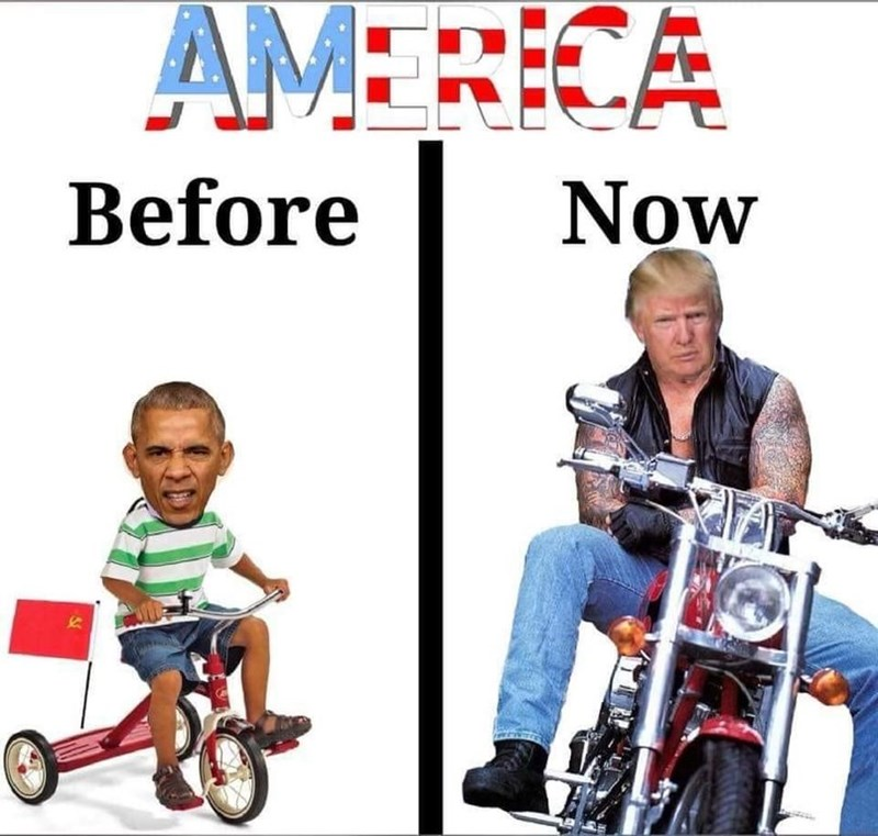 Vehicle - AMERICA Now Before