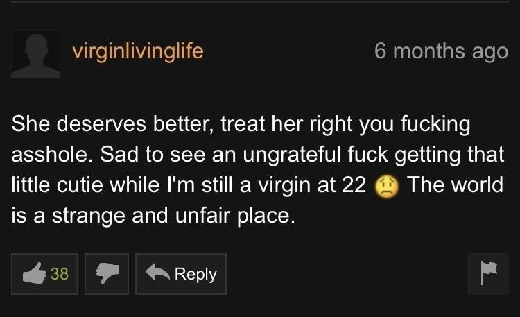 nice guy meme complaining that men who don't treat women right get the girl