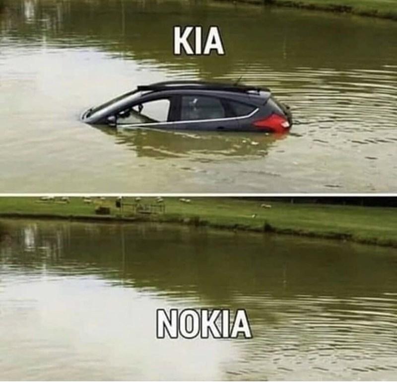 Vehicle - KIA NOKIA