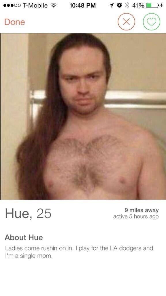 weird guy long hair heart shaved into chest hair Hue, 25 About Hue Ladies come rushin on in. I play for the LA dodgers and I'm a single mom.