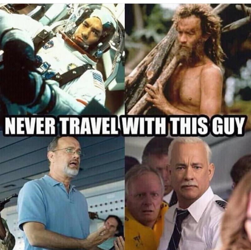 Text - People - NEVER TRAVEL WITH THIS GUY