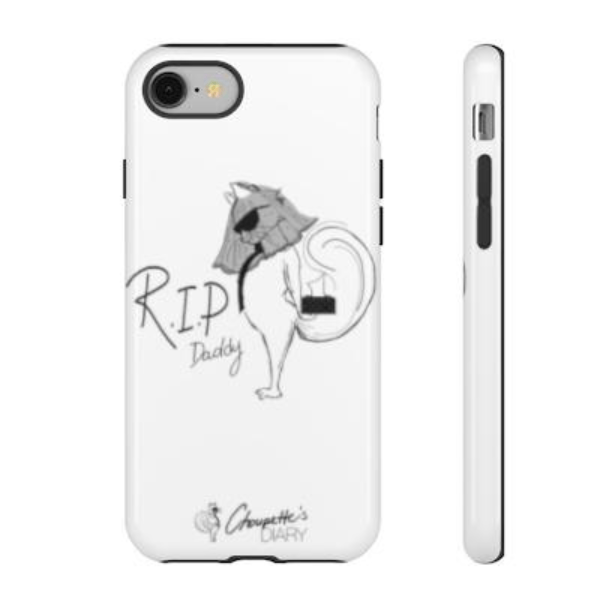 Mobile phone case - RED akdy Compte CIARY