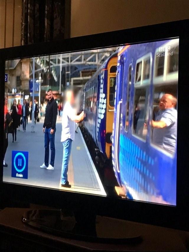 Screen - BBC Scot nd Omin