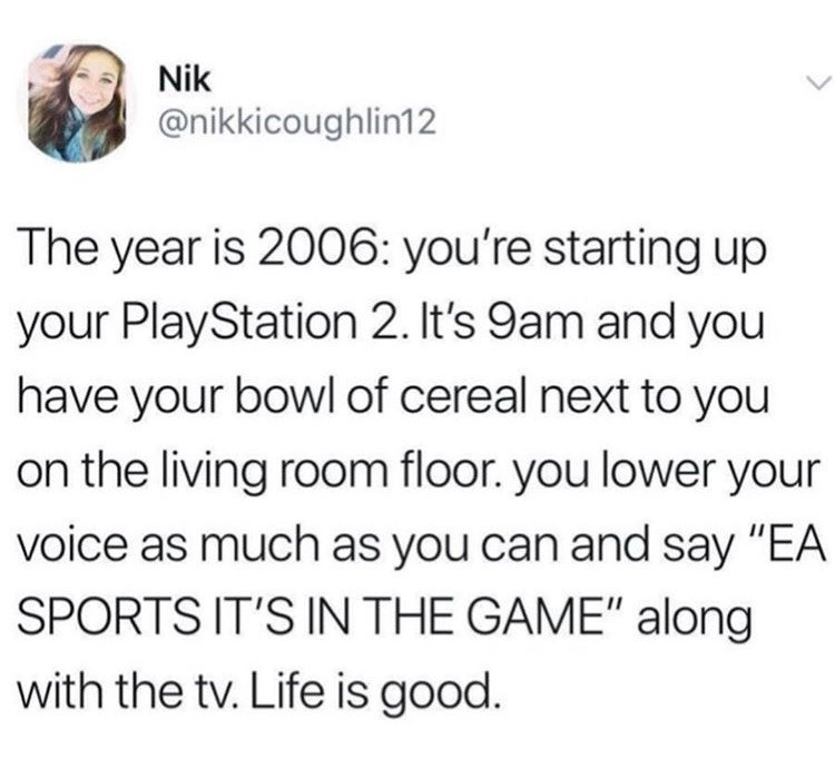 dumb meme about life in 2006