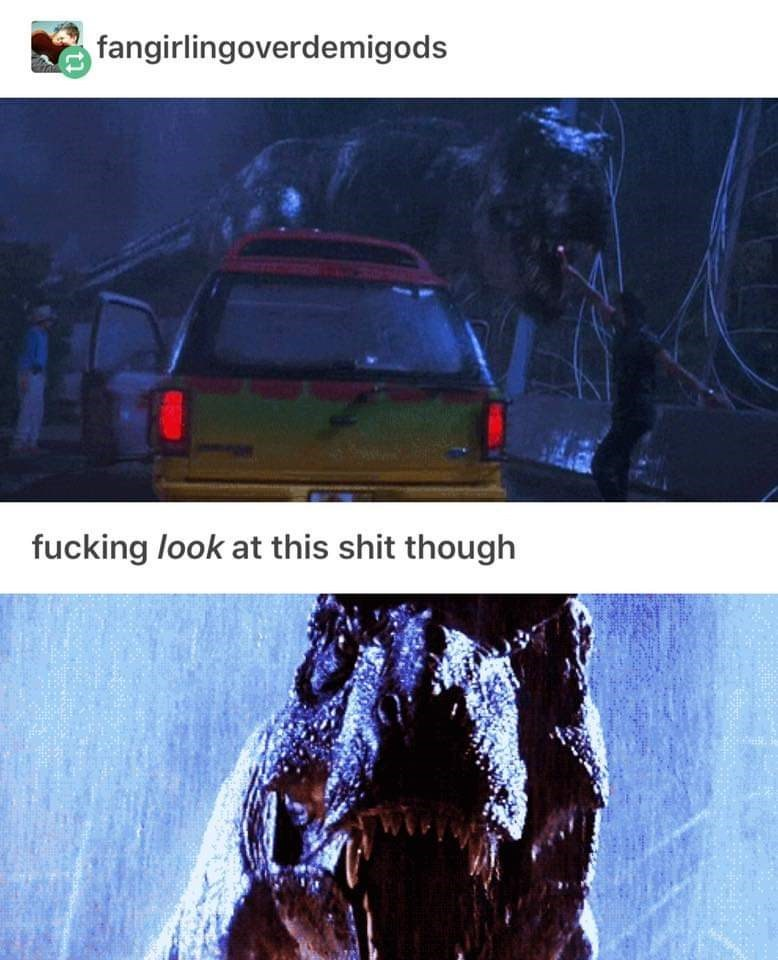 Vehicle door - fangirlingoverdemigods fucking look at this shit though