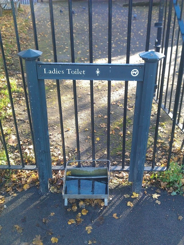 Transport - Ladies Toilet