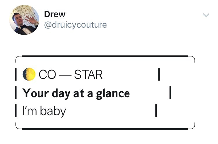 i'm baby memes twitter post TCO-STAR Your day at a glance |I'm baby |