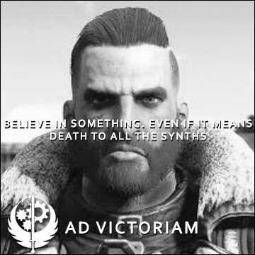 fallout meme parodying the Colin Kaepernick Nike ad