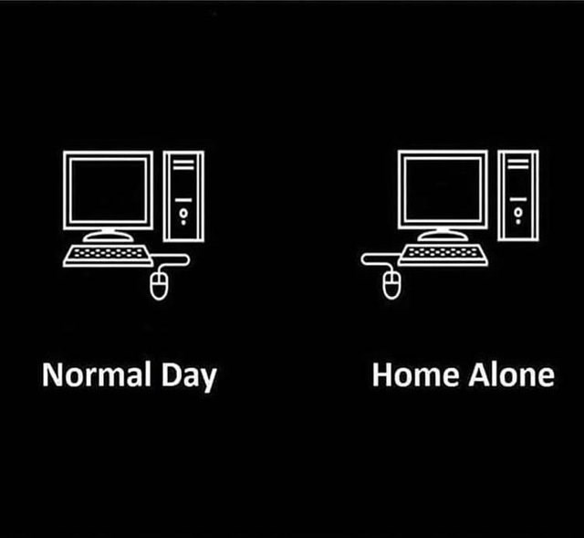 Transport - Normal Day Home Alone o