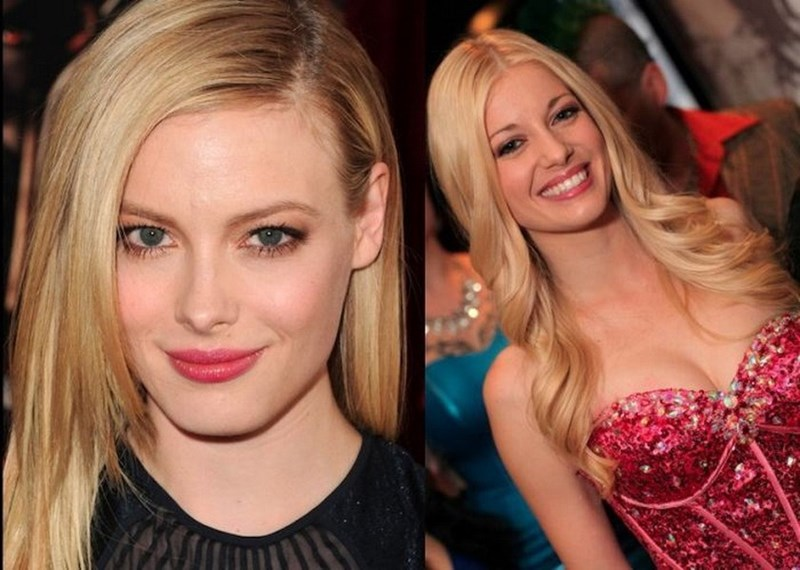 An image of Gillian King next to an image of Charlotte Stokely.