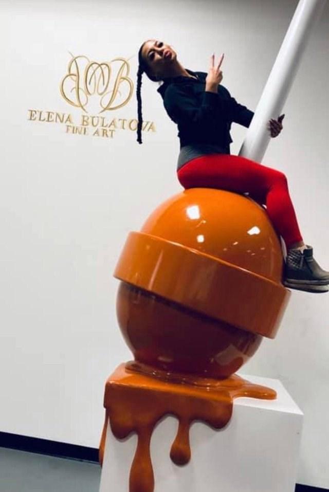 Action figure - ELENA BULATOVA FINE ART