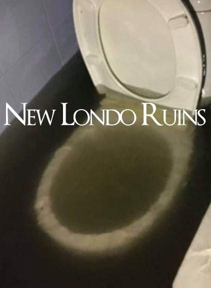 Toilet seat - NEW LONDO RUINS