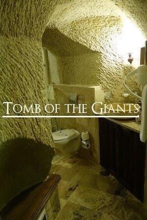 Room - TOMB OF THE GIANTS
