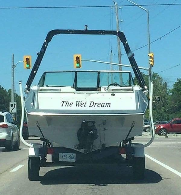 puns - Vehicle - The Wet Dream K29 96X