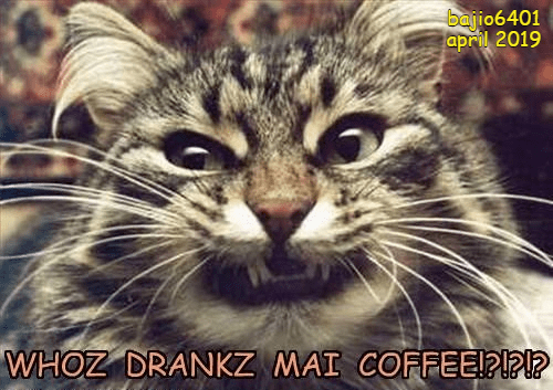 I\'M GRUMPY, NEED MY COFFEE